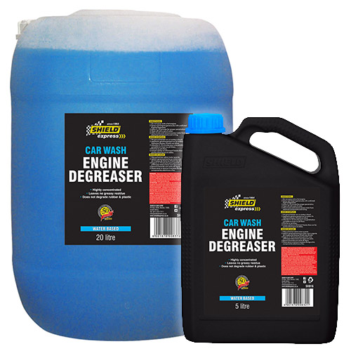 Shield Express Car Wash Engine Degreaser