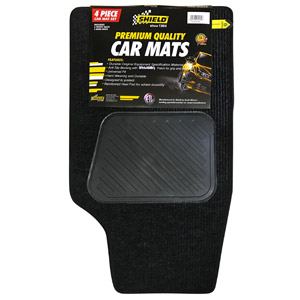 Shield Car Mats | 4 x 4