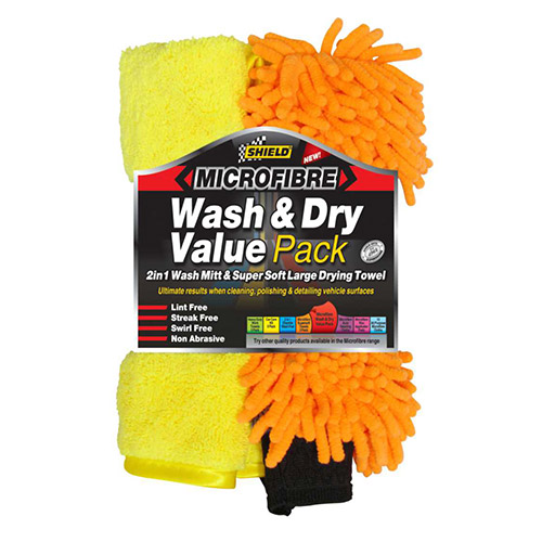Wash & Dry Value Pack