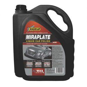 Miraplate Liquid Car Polish 5 Litre